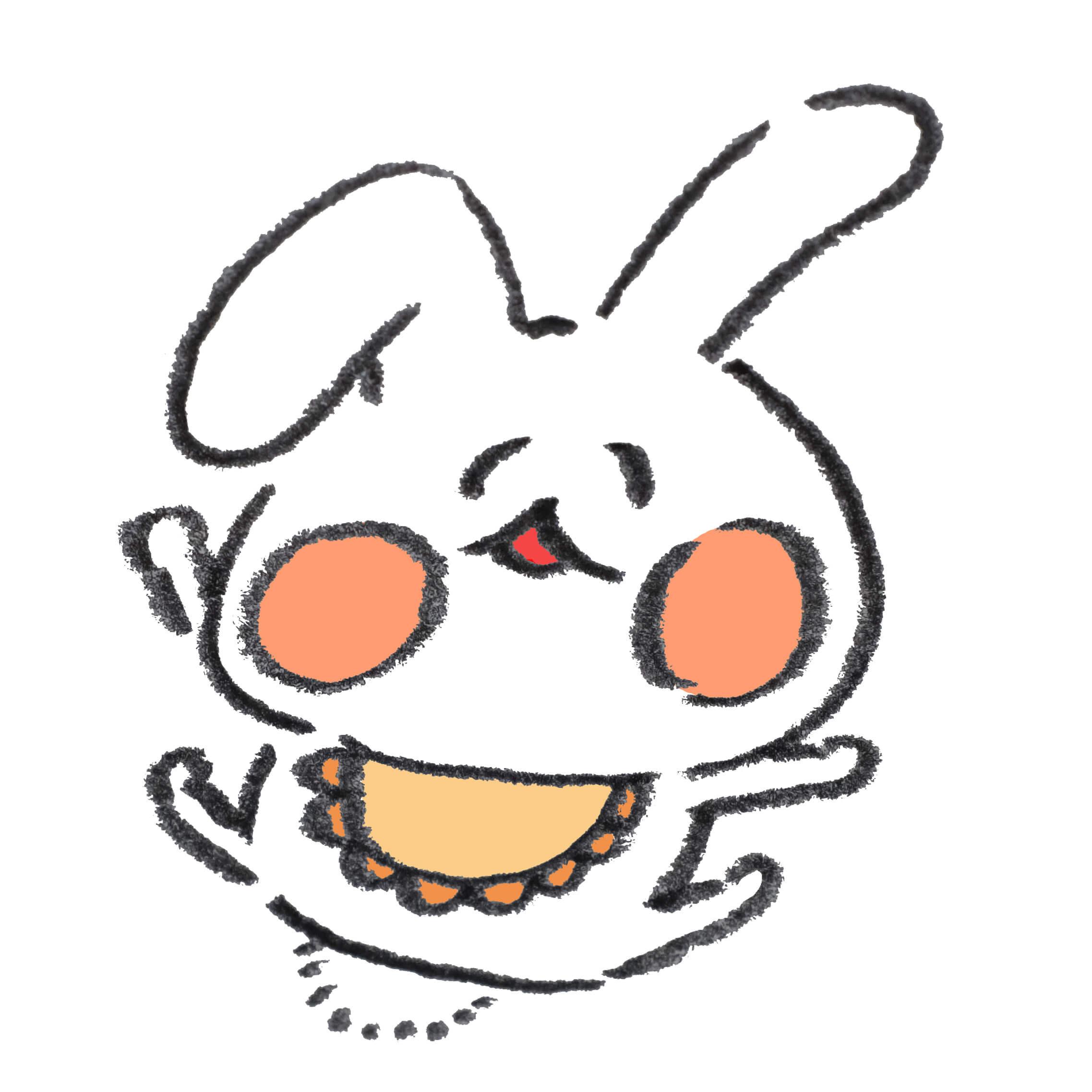 うさぎちゃん